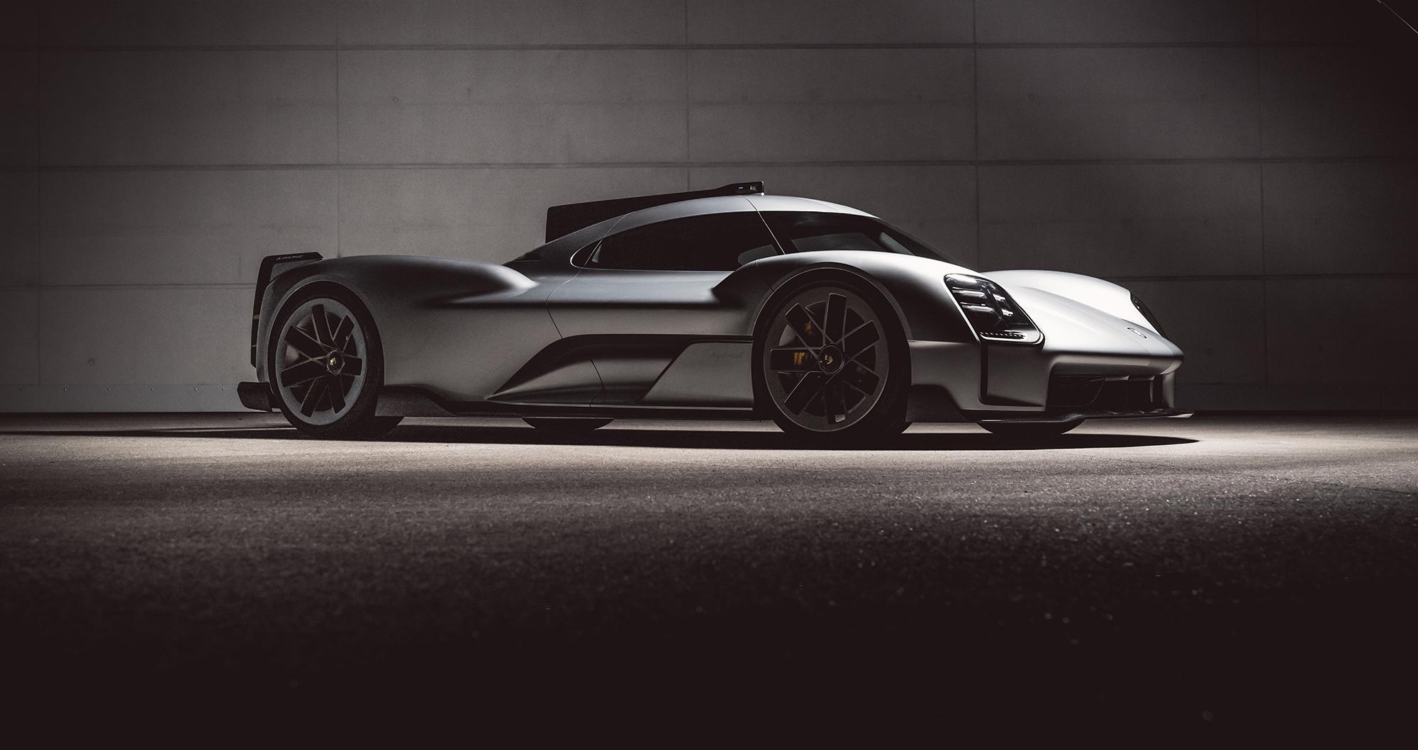 Chapter.digital, Zurück in die Zukunft, Concept Cars, Porsche 919 Street